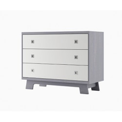 Commode Pomelo 3 tiroirs Dutailier