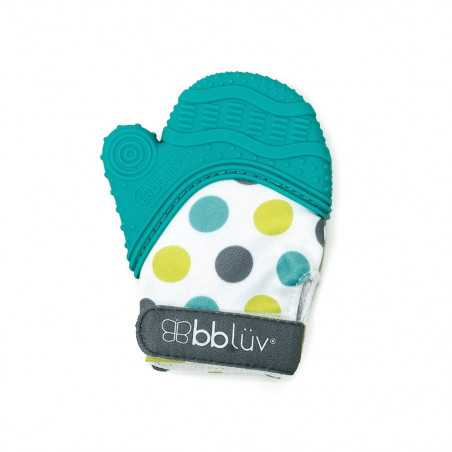 BBLUV GLÜV MITAINE DE DENTITION AQUA