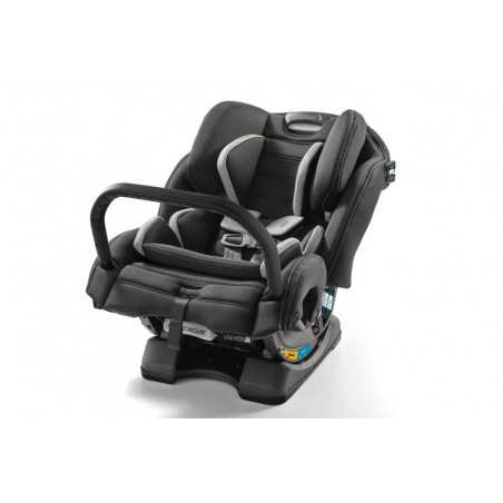 CONVERTIBLE 3 IN 1 BABY JOGGER CITY VIEW INFANT CAR SEAT ASH