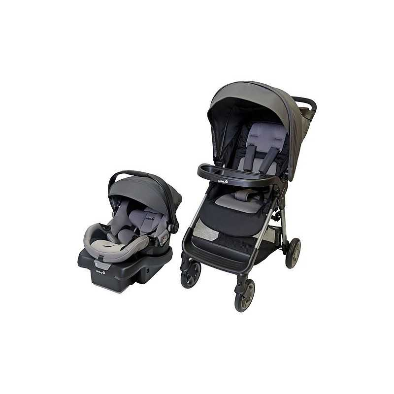 SAFETY 1ST SMOOTH RIDE LX TRAVEL SYSTEM