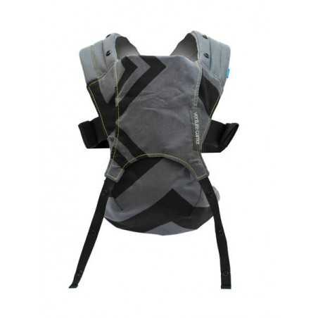 BABY CARRIER WE MADE ME VENTURE CHARCOAL GREY
