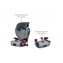 BELT POSITIONING BOOSTER CAR SEAT BRITAX HIGHPOINT NANOTEX
