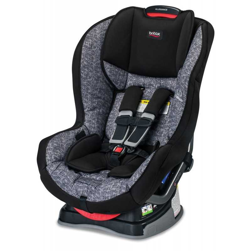 BRITAX ALLEGIANCE INFANT / CHILD CAR SEAT STATIC