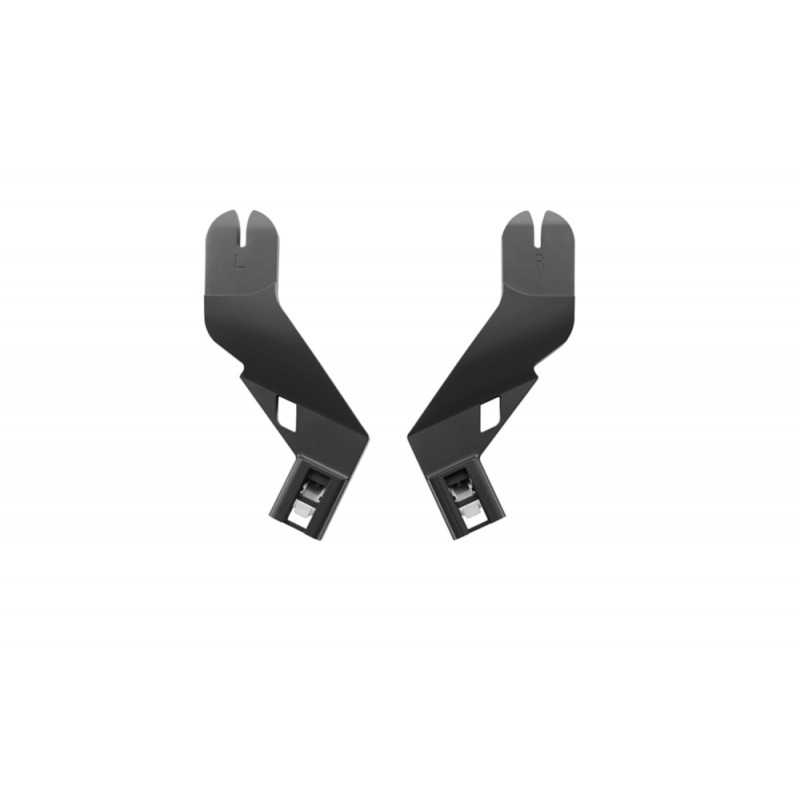 city mini GT2 Double Car Seat Adapter...