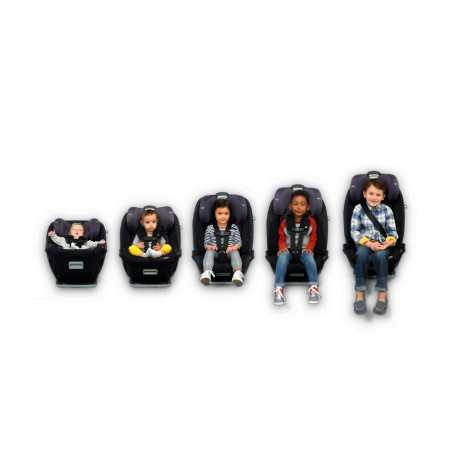 INFANT CONVERTIBLE CAR SEAT MAXI COSI MAGELLAN 5 IN 1 - NIGHT BLACK