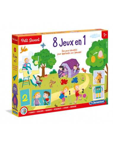 Petit Savant 8 Games in 1 (FRENCH)