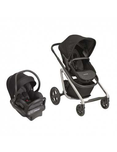 Bundle Maxi-Cosi Lila Travel System