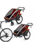Shop our Multi Sport Strollers, Chariot Trailer - Petits Pas Baby Shop