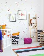 Shop everything for nursery and decorate baby bedroom with style.