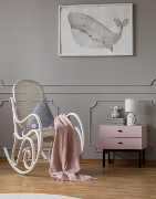 Buy bedside tables and nightstands for the nursery